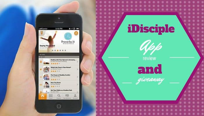 iDisciple app review
