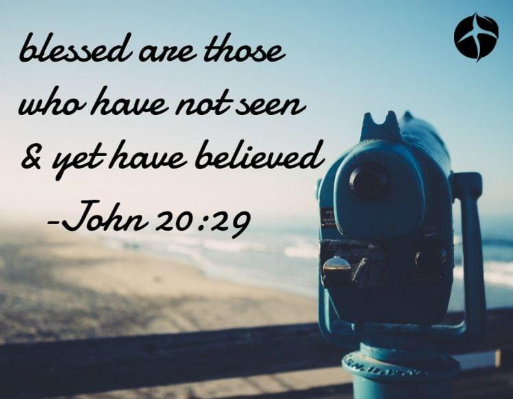 John 20:29