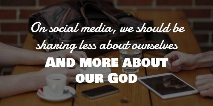 how to do amazing social media for Christ