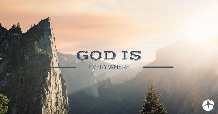god is everywhere