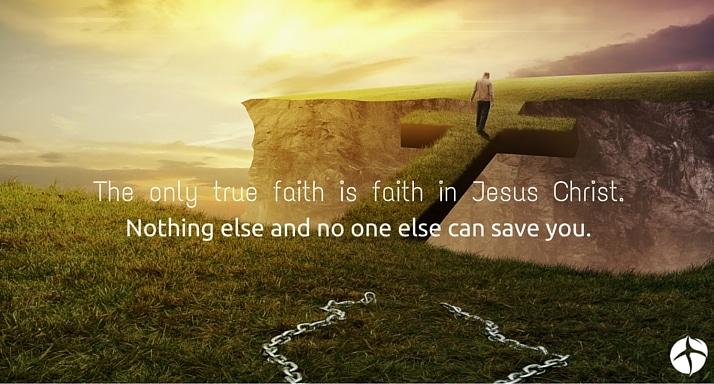 Believing Jesus Study Guide