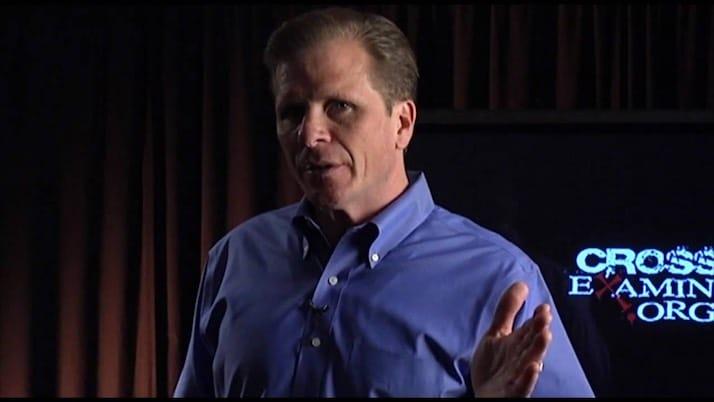 Dr. Frank Turek of Crossexamined.org