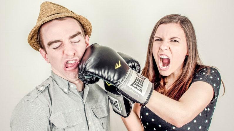 Christian Fighting